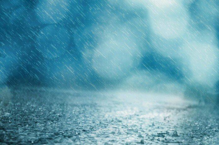ulewa deszcz